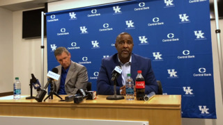 UK introduces Lonnie Greene as new track coach