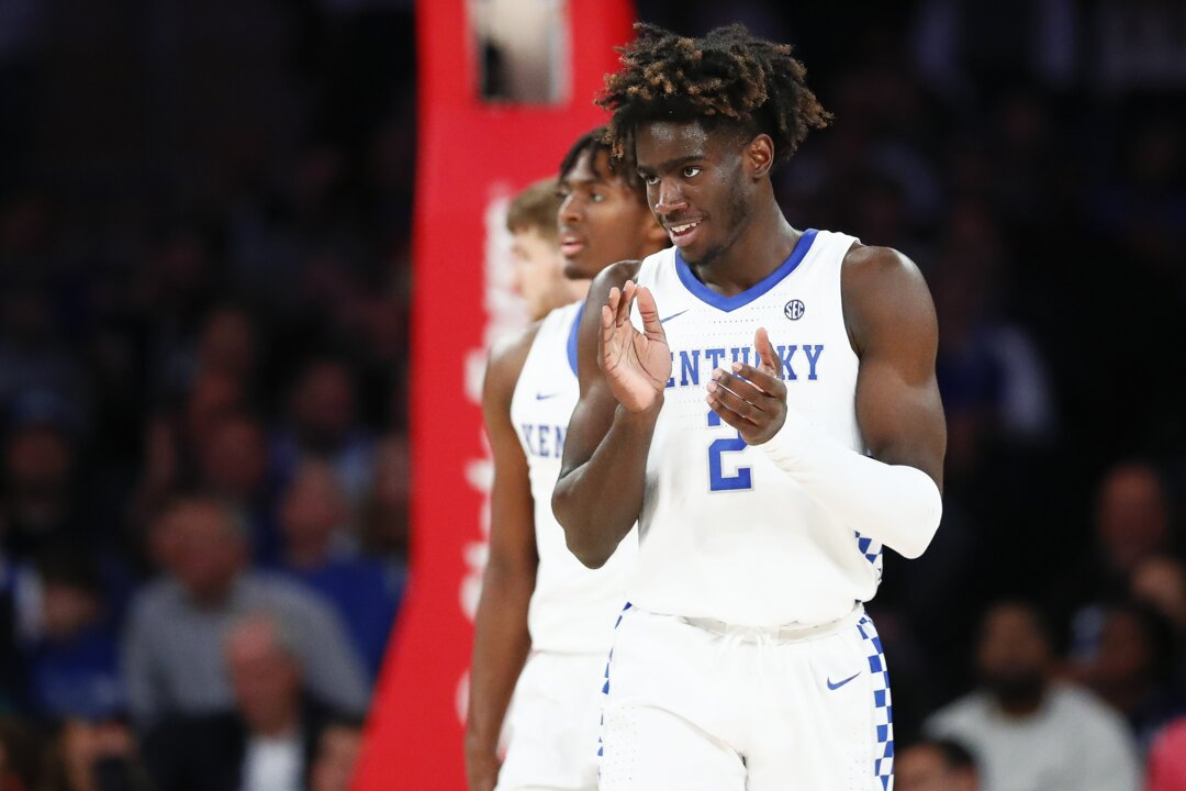 'Ups and downs' haven't defeated highly rated UK freshman. 'I'm prepared for it.'