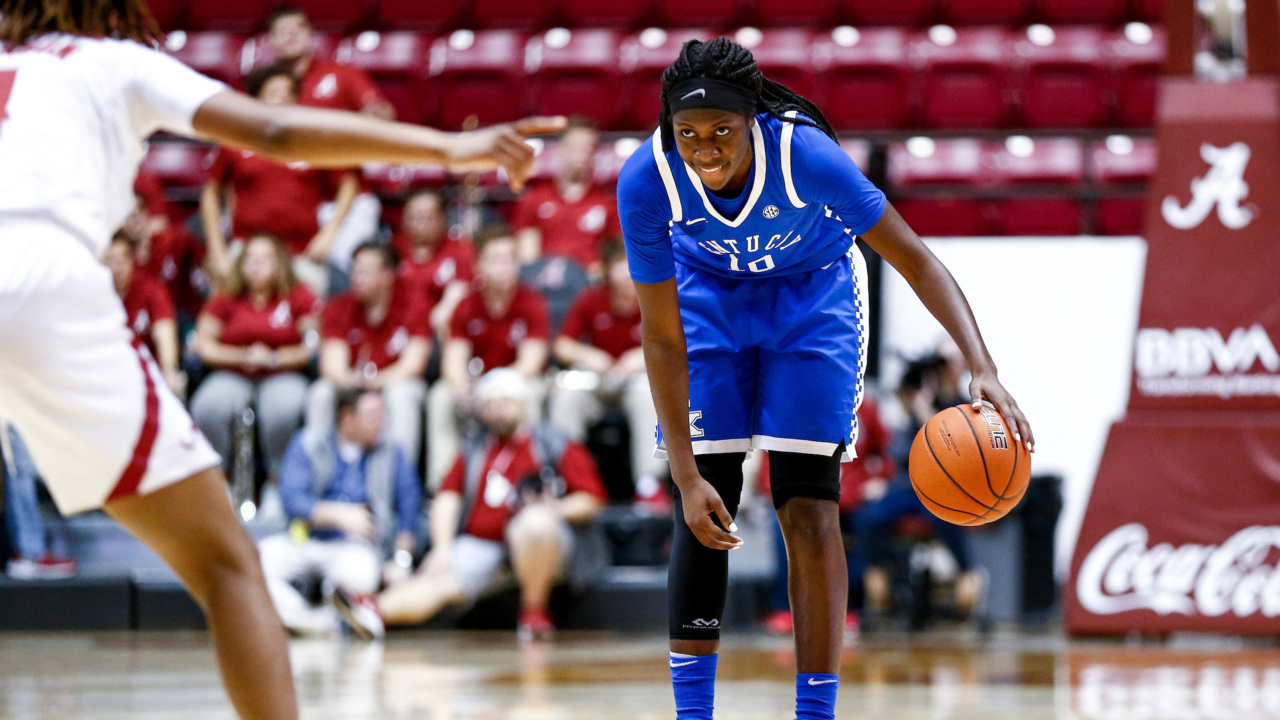 No. 12 Kentucky will face an All-SEC forward in matchup with Auburn