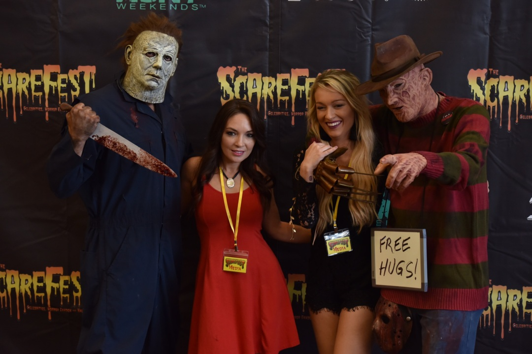 """From the """"Six Million Dollar Man"""" to Ash Williams, here's who's coming to Scarefest"""