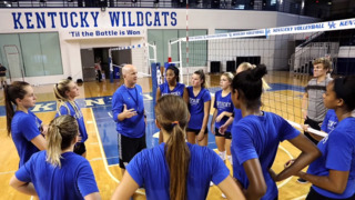 See a slideshow from Kentucky's volleyball Media Day