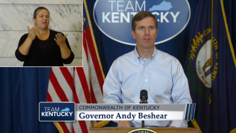 745 new Kentucky COVID-19 cases, 13 new deaths