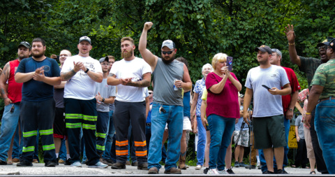 After months of protest and turmoil, Blackjewel agrees to pay its Kentucky coal miners