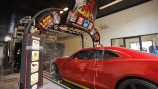 Lexington is seeing a boom in car washes