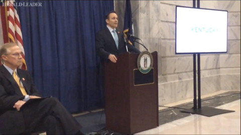 Kentucky is paying $270 million to kick people off Medicaid. Where's the dignity in that?