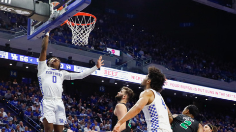 Ashton Hagans scores career-high 26 points in Kentucky's win