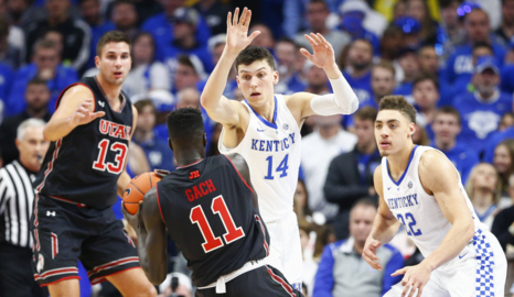How will Kentucky have to defend Auburn?