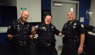 Berea first responders team up for lip sync challenge
