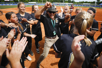 Photo slideshow: Clay County defeats Madisonville-North Hopkins in state softball quarterfinals