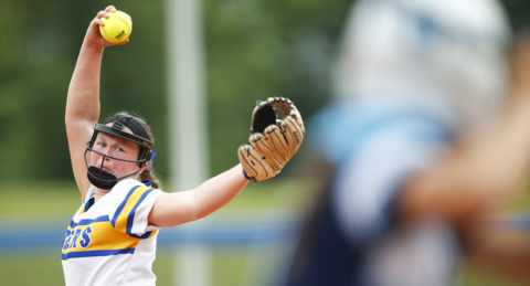 Photo slideshow: Warren East defeats Central Hardin in state softball semifinals