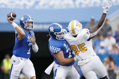 UK's Will Levis calls Chattanooga win a 'wake-up call'