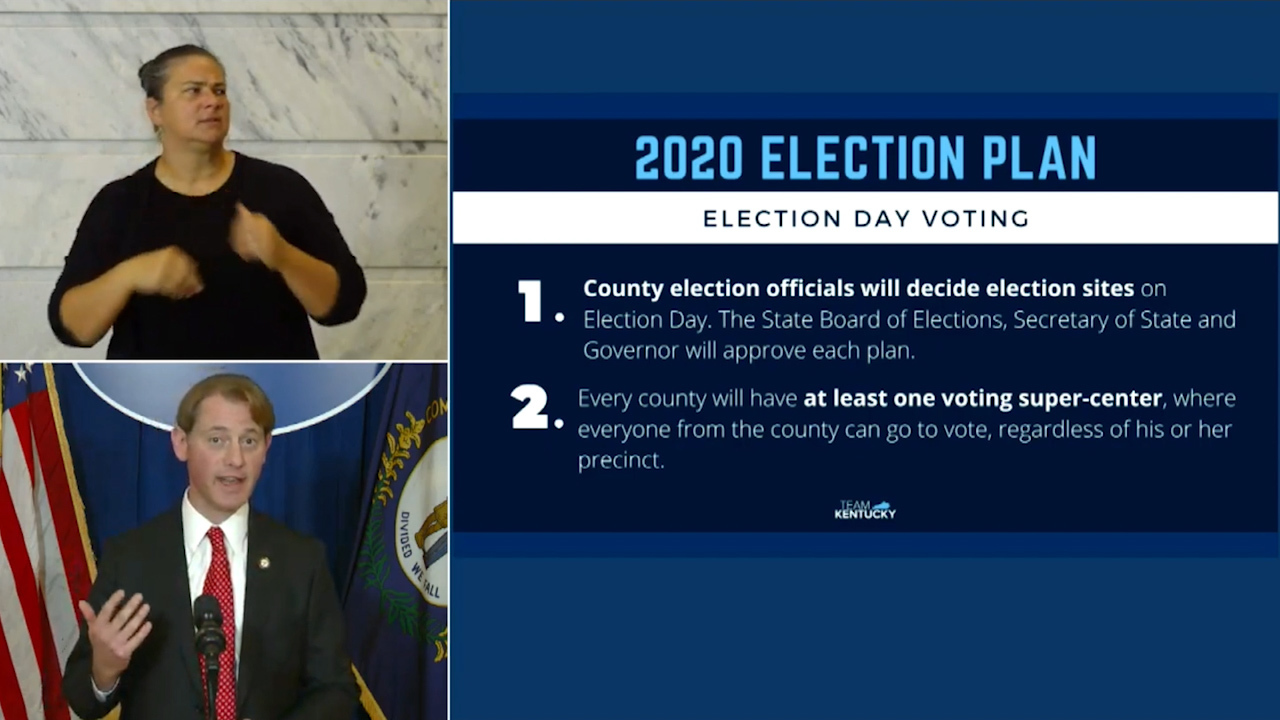 Kentucky Voters Wary Of Covid 19 Can Vote By Absentee Ballot Lexington Herald Leader