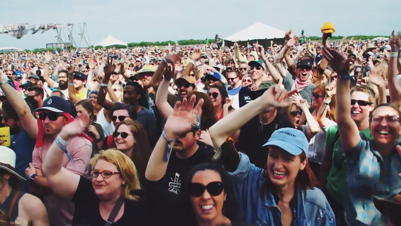 What music festival has bourbon, betting and a 'Top Chef' runner up? This one.