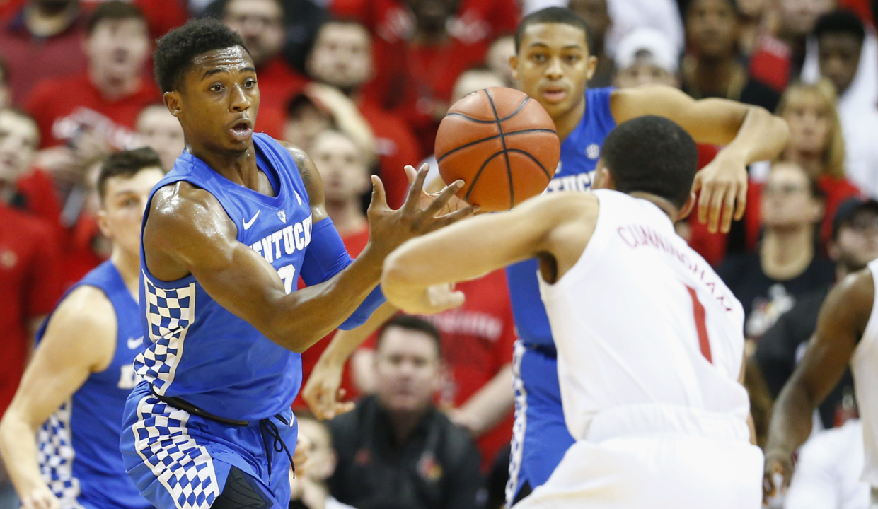 In Uk Basketball Vs U Of L Numbers Are Cruel For The Cards