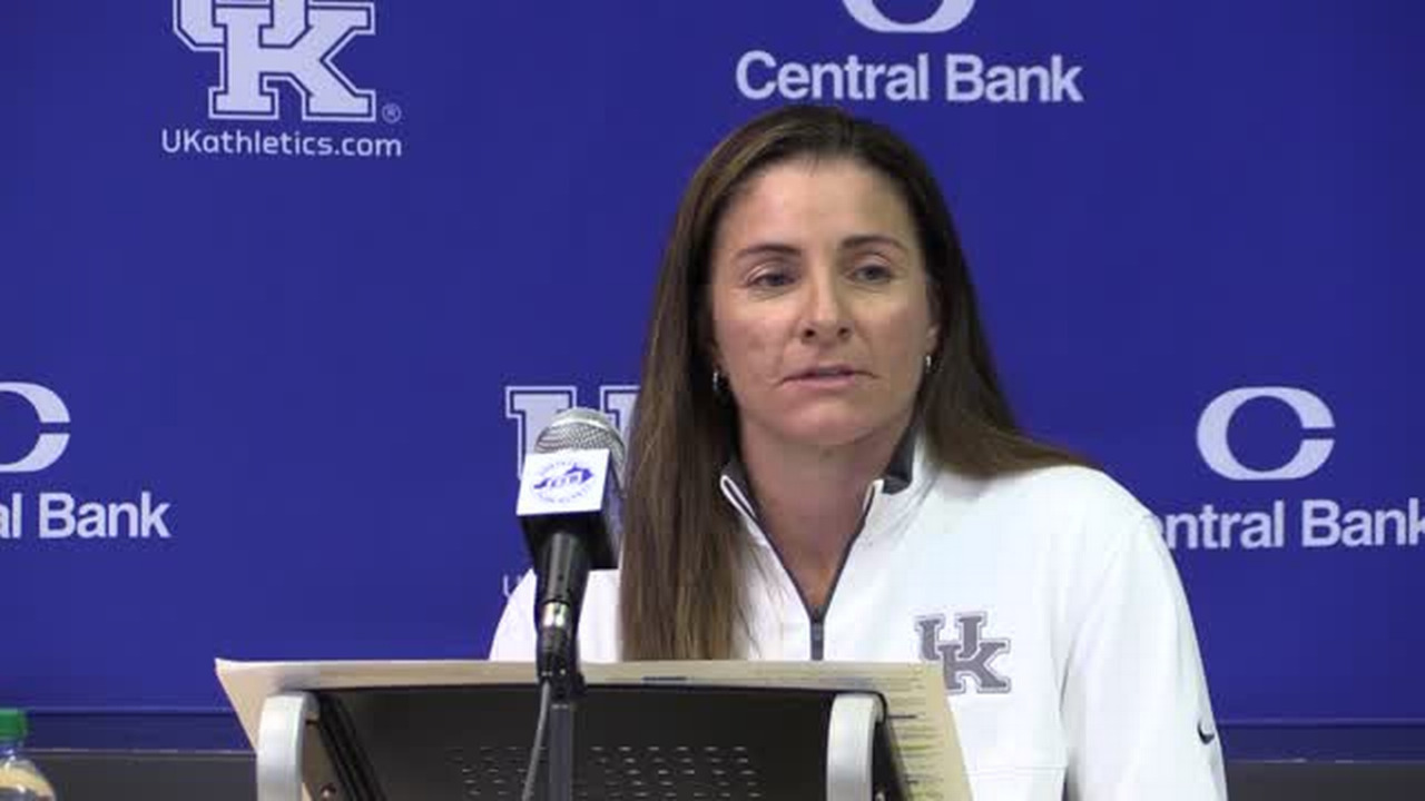 UK softball tied for second in SEC last year. See where coaches voted them for 2020.