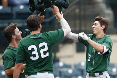 Photo slideshow: Trinity defeats Hazard in state baseball quarterfinals
