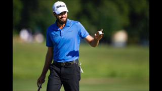 Slideshow: Day one images of the PGA Tour's Barbasol Championship