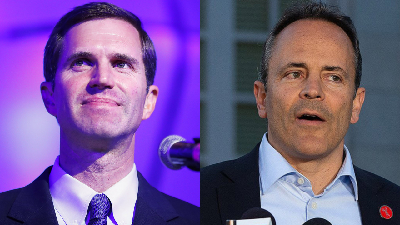 Letters: More reader takes on Bevin vs. Beshear; 'cheap name-calling' in judge race