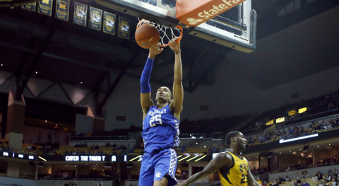 Missouri coach impressed with UK's PJ Washington