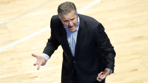 Kentucky's John Calipari: 'Shoot the open shot'
