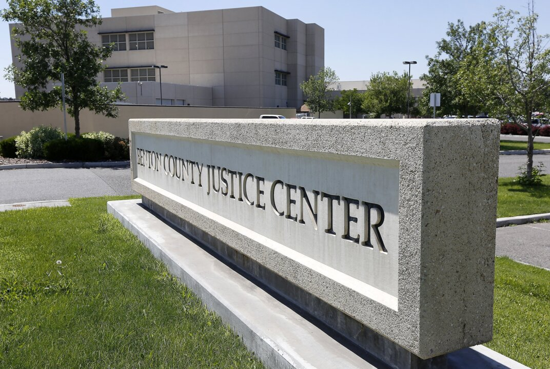 Sheriff accuses county of 'half truths' to takeover Benton jail. Commissioner fires back