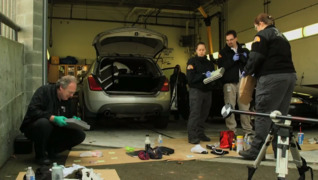 CSI Bellevue? Watch how Washington State Patrol's crime scene team works.