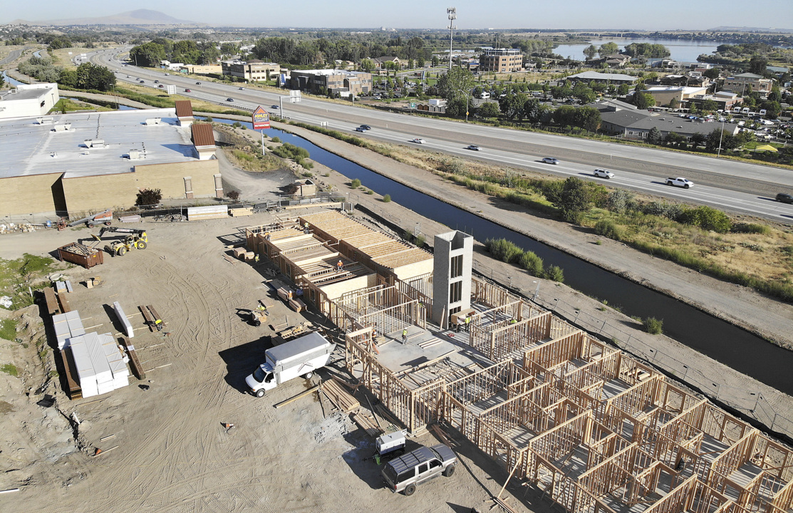 3 hotels. 3 cities. 300+ rooms. A building boom hits the Tri-Cities