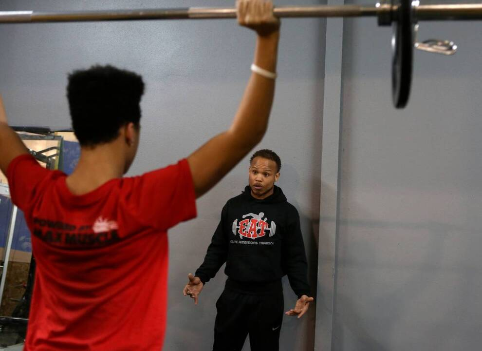 He was a Tri-City Fever star. He thrives training local athletes. Now the NFL has called