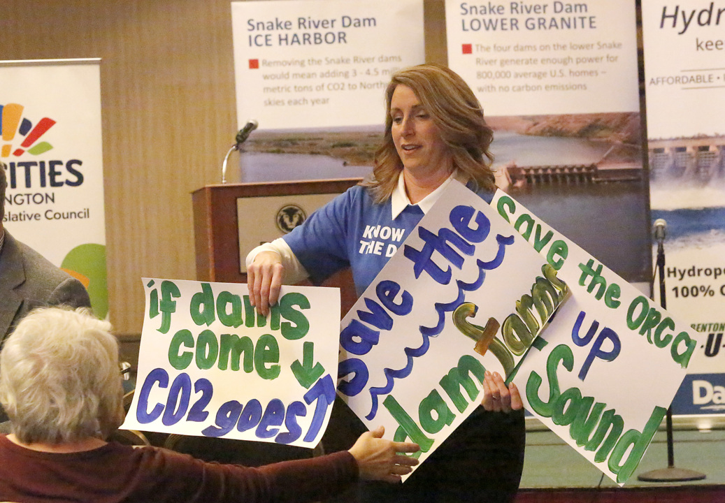 Snake dam issues got personal at Pasco rally. 'All of us need to work harder to understand'