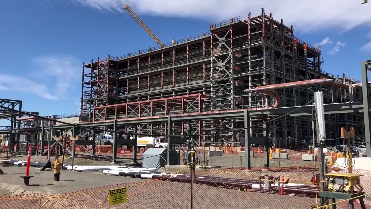 After 17 years of construction, part of Hanford vit plant is done
