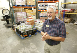 Tri-Cities Food Bank leader retiring