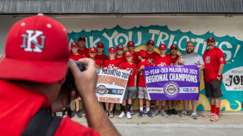 $20,000 donation gets Tri-Cities team closer to World Series dream