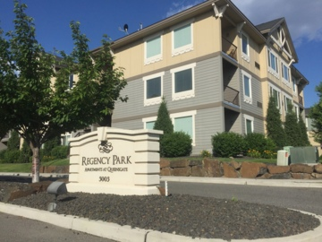Police investigating baby's death at Richland apartments
