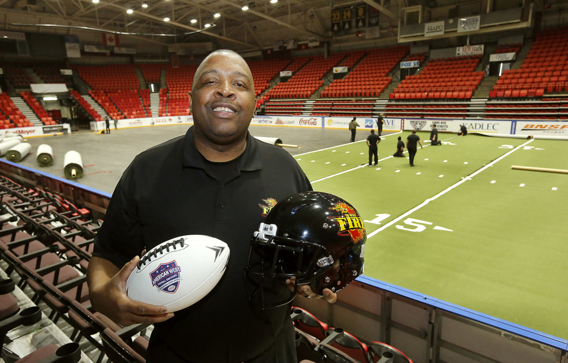 Tri-Cities Fire brings a new coach and a new attitude in quest to get first league win