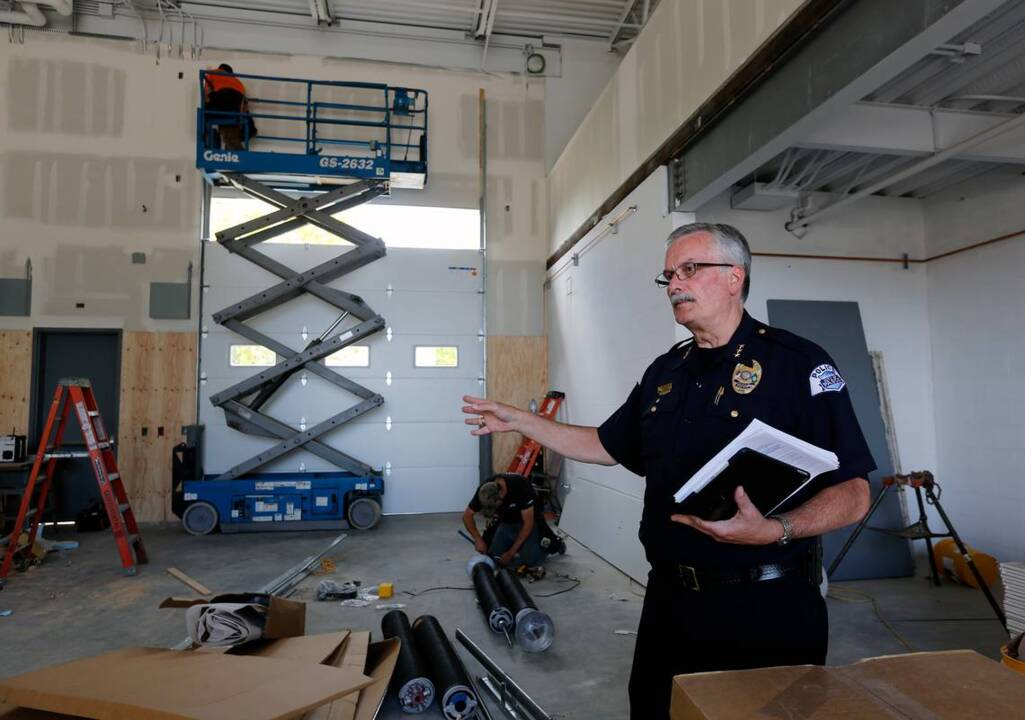 Pasco is close to picking its police chief. Background checks ongoing