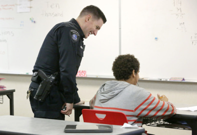 2 Tri-Cities police agencies pulled officers from schools. Blame the pandemic