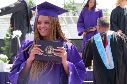 Tri-Cities students graduate after trying senior year