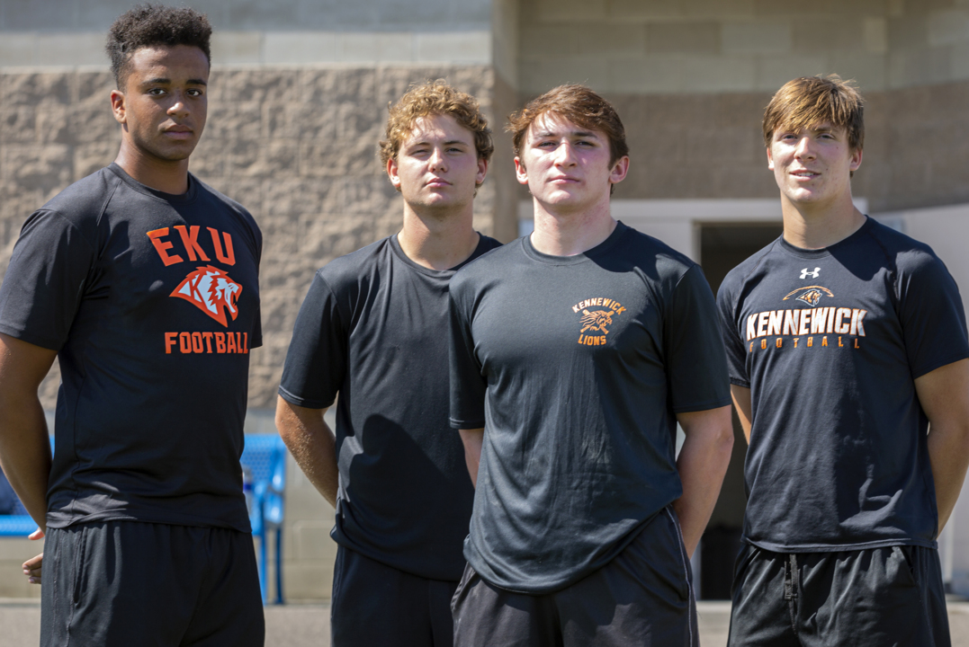 Chiawana, Kennewick will start their state playoff battles at home