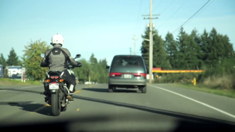 """Take a """"second look"""" for motorcycle awareness"""
