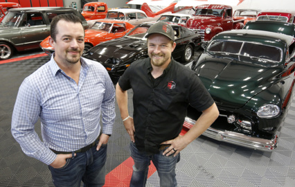 A Shelby, a Bel Air and a sweet '51 Mercury are on the auction block in the Tri-Cities