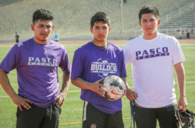Pasco's Meraz-Rodriguez brothers have forged quite the bond