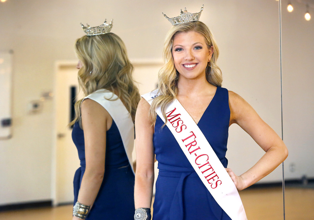 Kennewick teen had a love for pageants early in life. She's now living her dream