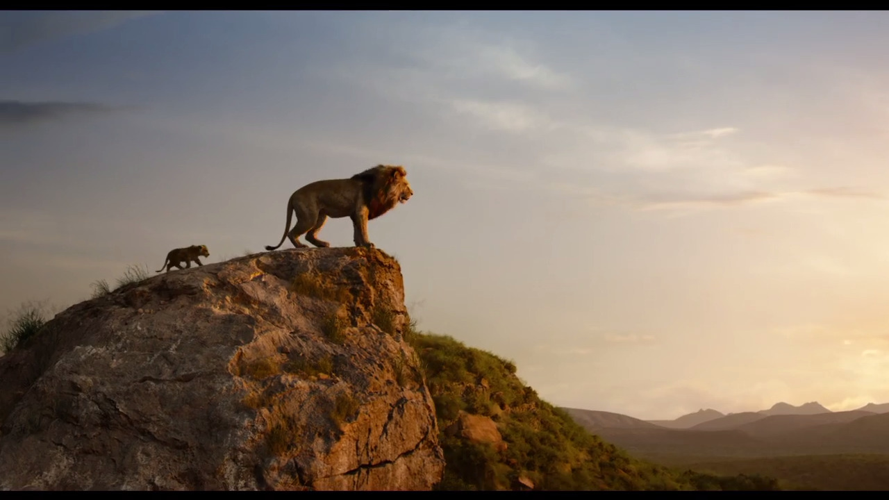 Mr. Movie: 'The Lion King' will be this weekend's box office king