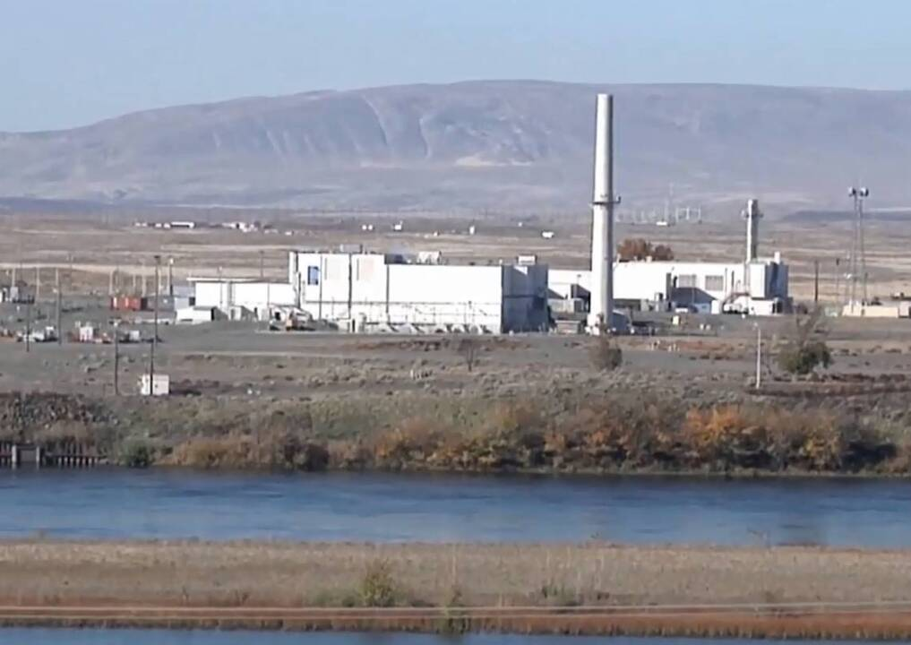 Contamination stops work at Hanford project. It was the 8th worker exposure this year