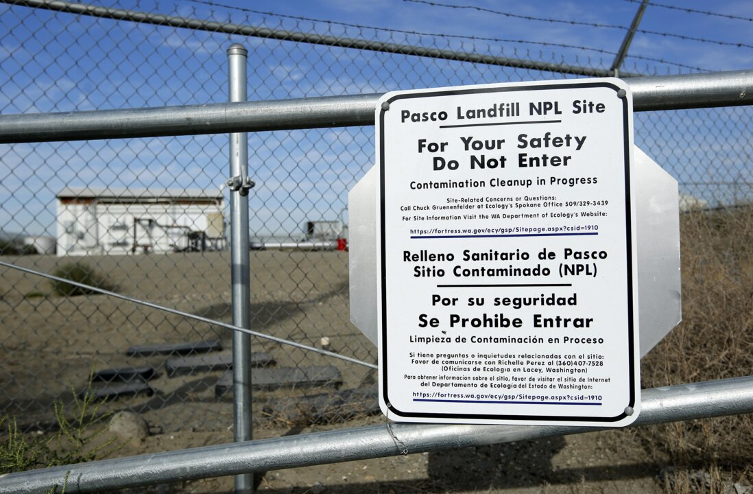 It was once a dump. Now it's a toxic wasteland. How Pasco's landfill could be cleaned up