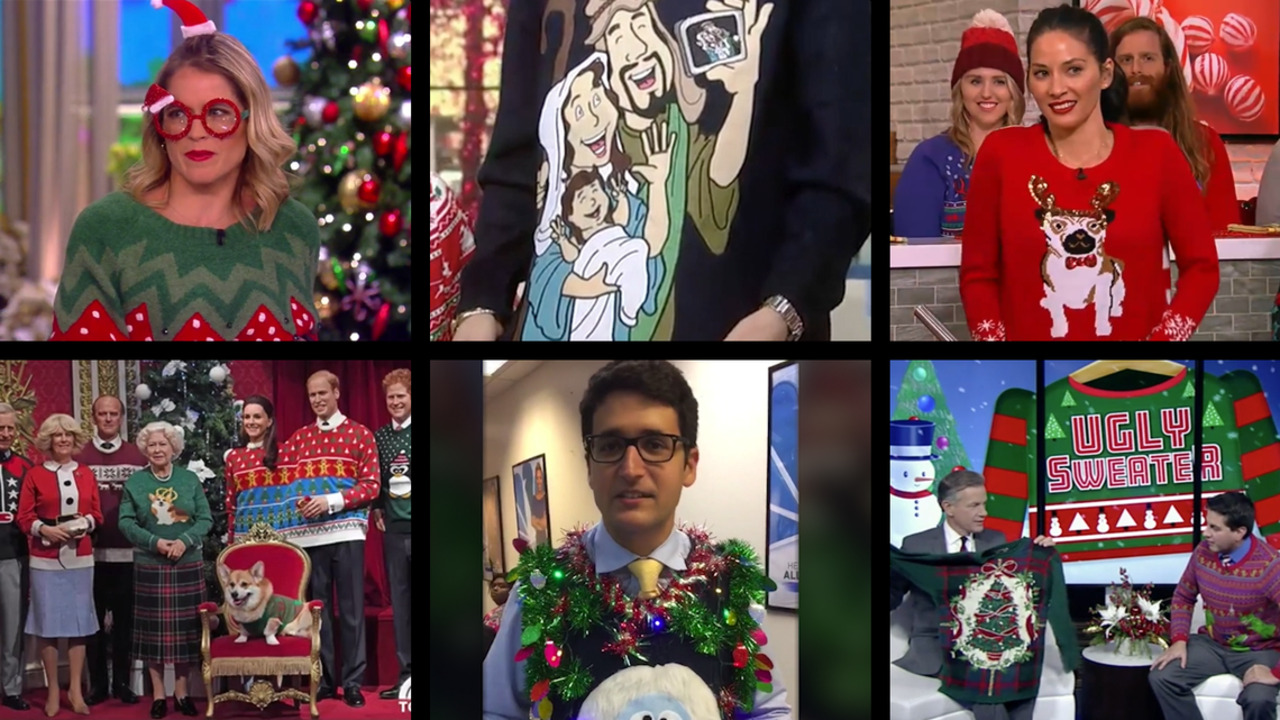 For All Your Ugly Christmas Sweater Needs Here Are The Best Ones On