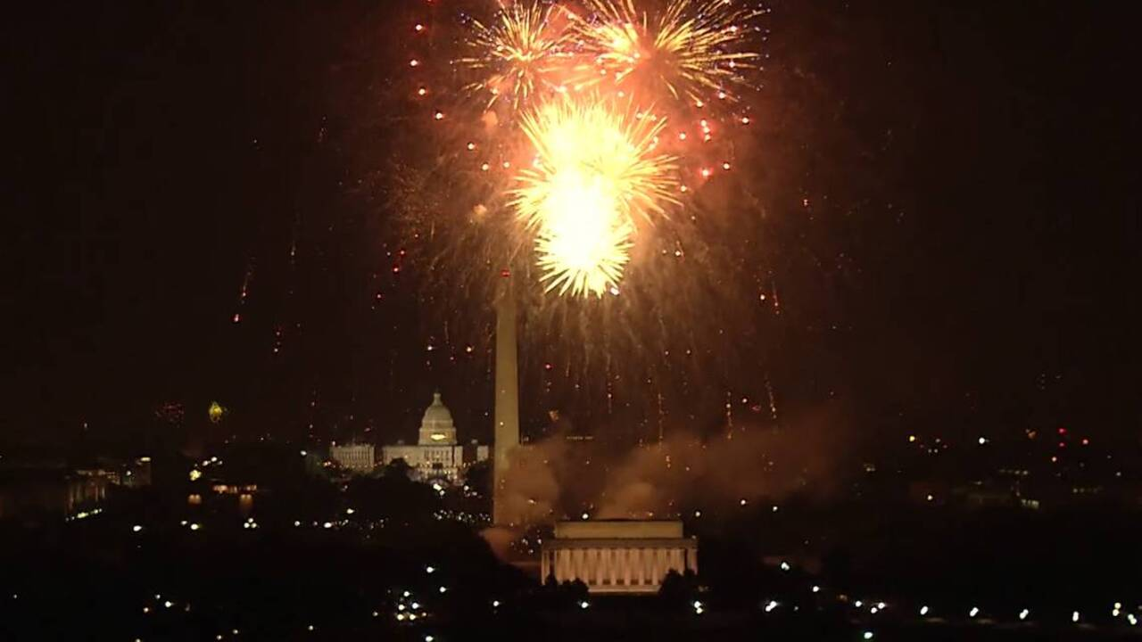 Kennewick's July 4th fireworks show is at risk. Can this group save it?