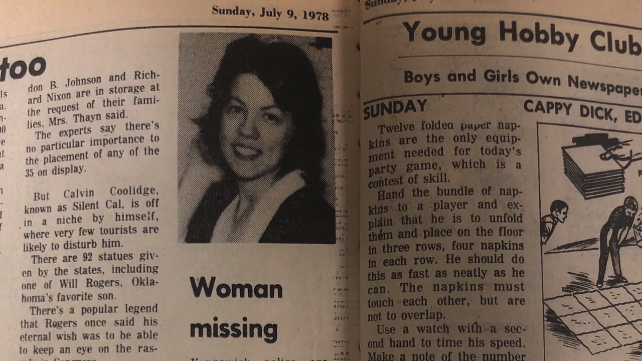 A Kennewick mom went missing 40 years ago. Investigators now say it was murder
