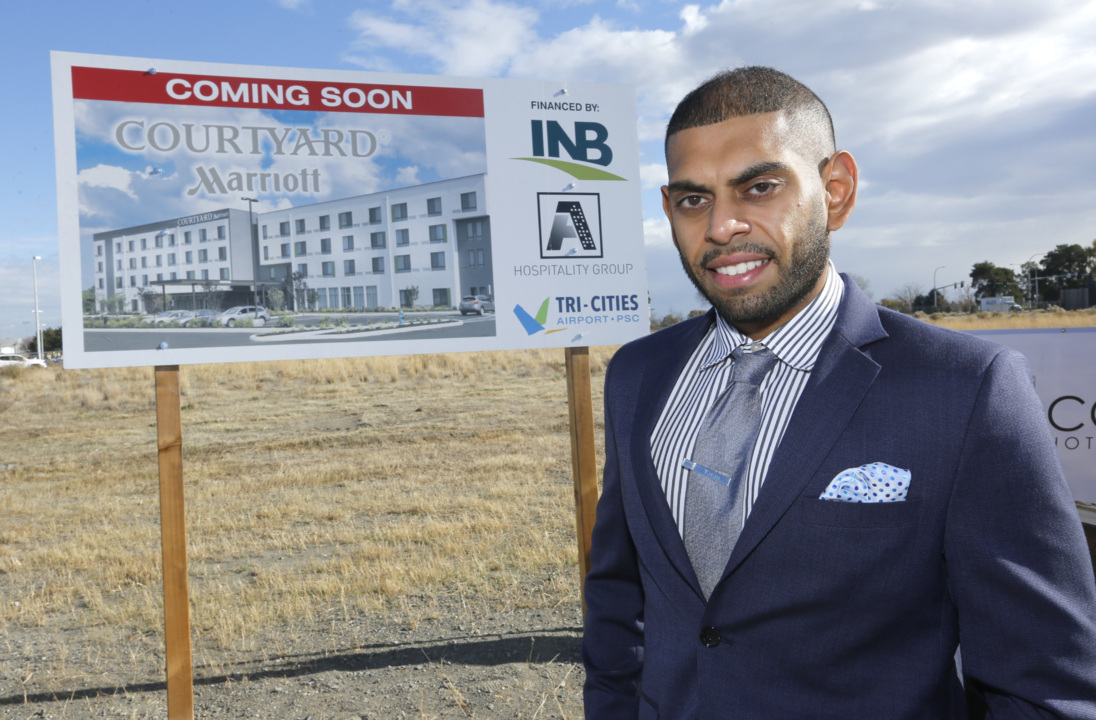$10 million hotel now open at the entrance to the Tri-Cities Airport