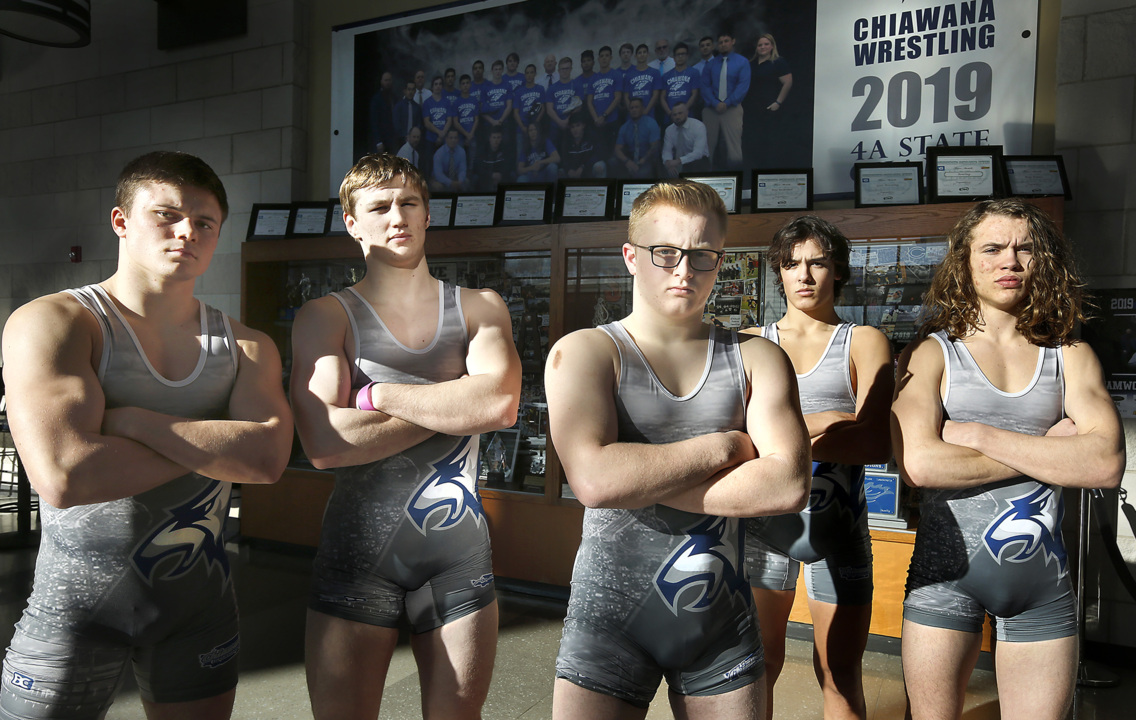 99 Mid-Columbia wrestlers heading to Tacoma for the state tournament. Here's who is going